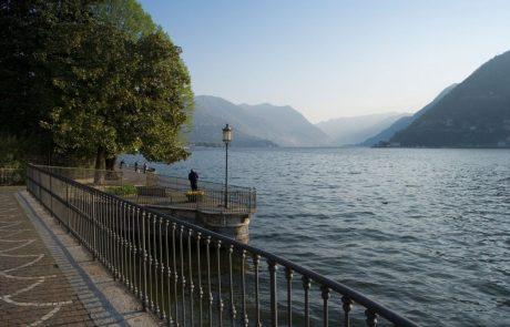 Med plavanjem na jezeru Como izginila švicarska nogometna reprezentantka