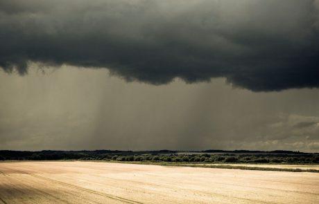 Vreme: Danes in jutri še krajevne plohe in nevihte, a po tem prihaja sončno in toplejše vreme