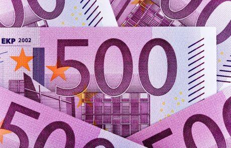 Banke bodo s koncem januarja prenehale izdajati petstotake