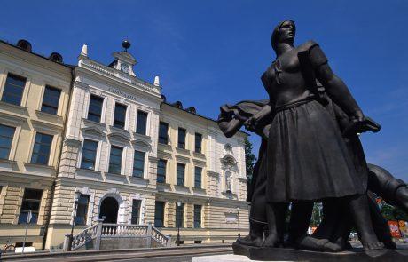 V Kranju trenutna situacija politično zelo mirna