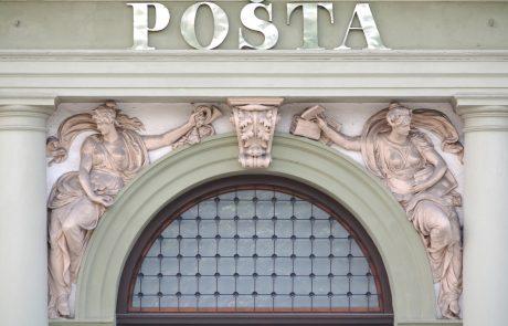 Pošta Slovenije opozarja na možnost spletne prevare