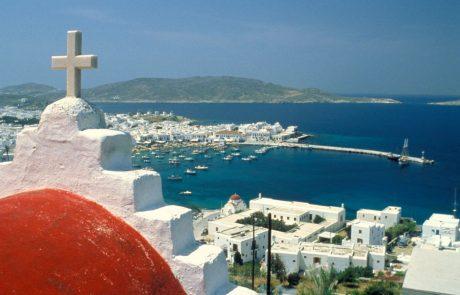Grčija se pripravlja na hud vročinski val, temperature tudi ponoči ne bodo padle pod 30 stopinj