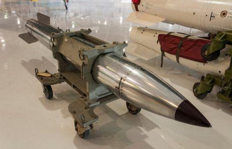 Zakaj imajo ZDA v Evropi nameščeno jedrsko orožje?