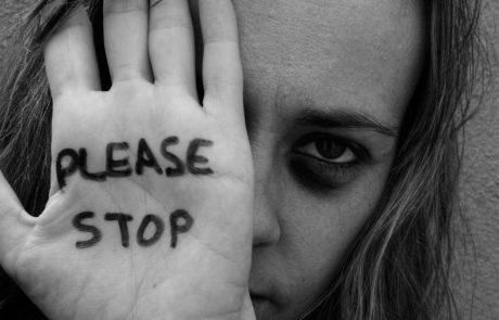 Kar 58 odstotkov umorjenih žensk po svetu je žrtev partnerjev ali drugih družinskih članov