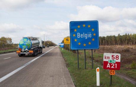 Z novim letom Belgija manjša, Nizozemska pa večja