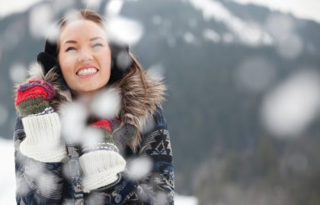 Padavine bodo do ponedeljka zjutraj zajele vso Slovenijo, meja sneženja pod 400 m nadmorske višine