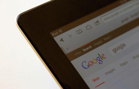 Google prepoveduje oglase poleg vsebin z dezinformacijami o podnebnih spremembah