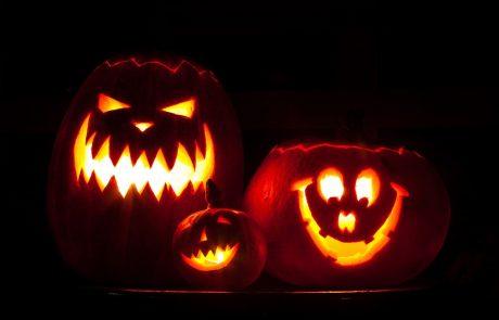 Noč čarovnic ima svoj izvor v keltskem prazniku samhain, mrtvi naj bi na ta dan poslednjič prišli v svet živih