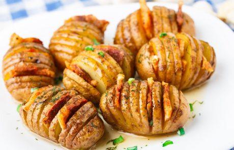 Za prste obliznit: Ste že kdaj spekli tak krompirček?