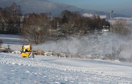 Zimska sezona v Kranjski Gori se začenja