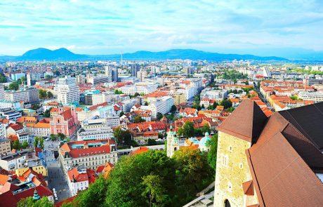 Slovenski BDP v prvem četrtletju zrasel za 3,2%