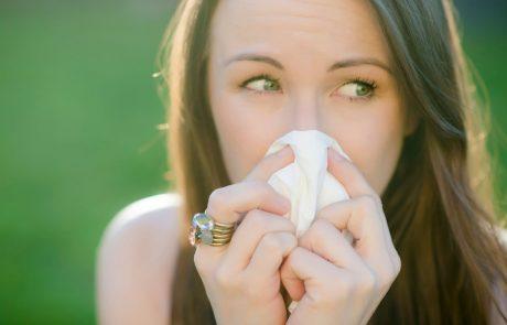 """Iz domače lekarne: Naravna """"zdravila"""", ki pomagajo v boju proti alergijam"""