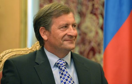 Erjavec obžaluje, da se infrastrukturno ministrstvo ni sporazumelo s Kovačičem