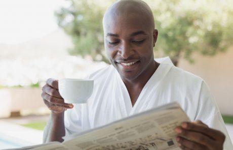 Zelo dobra novica za vse, ki pijejo zelo veliko kave!