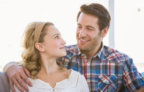 8 NAJBOLJ POMEMBNIH pogojev za srečno zvezo!