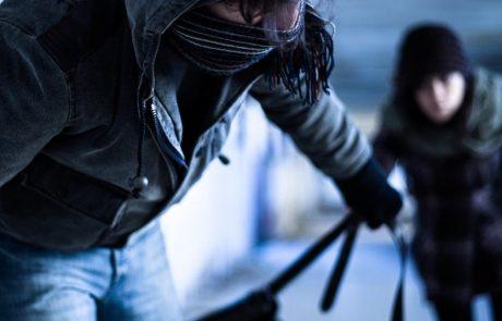Prostovoljni gasilec v Kranju ujel roparja, ki se je spravil nad žensko