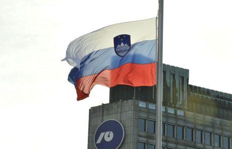 Slovenski BDP v tretjem četrtletju padel za 2,6 odstotka