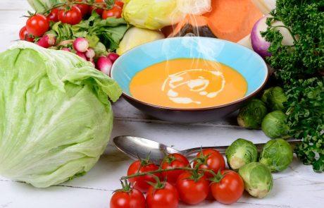 V Sloveniji zelenjava vse pogosteje na krožnikih, pojemo je več, kot je pridelamo