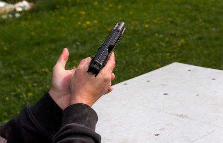 Na Dunaju 13-letnika s pištolo sprožila policijsko akcijo