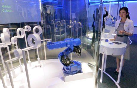 Tovarna robotov v Kočevju se odpira 8. aprila