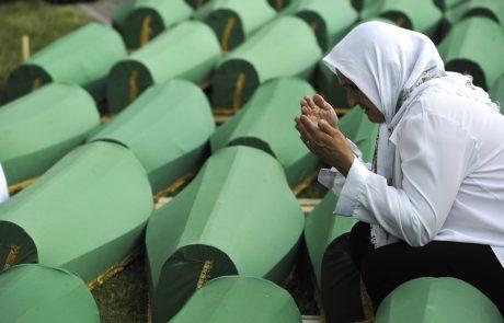Sodišče: Nizozemska je delno odgovorna za smrt okoli 300 Bošnjakov v Srebrenici