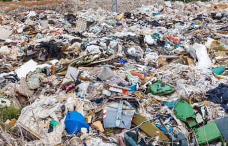 Publikusu zaradi nedovoljenega načina odlaganja odpadkov pri Študi grozi 75.000 evrov kazni