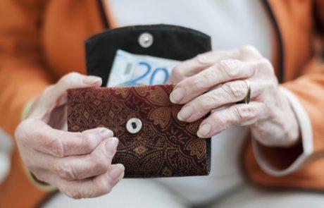Se bodo najnižje pokojnine skoraj podvojile?