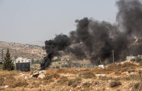 V novem izbruhu nasilja na območju Gaze nova smrtna žrtev in več ranjenih