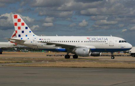 Tudi Hrvati imajo težave: Trenutno obravnavajo tri modele reševanja Croatia Airlines, ki se je znašla v finančnih težavah