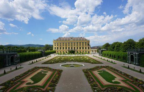 Na Dunaju se proti poletni vročini borijo z ozelenitvijo mesta