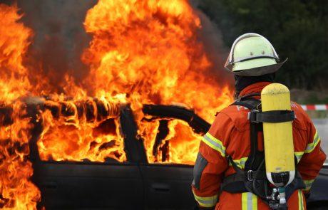 Zagorela livarska peč v Mariborski livarni