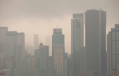 ZDA zaradi Hongkonga razglasile sankcije proti Kitajski