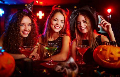 Bliža se najstrašnejša noč v letu: Preverite, kje bodo najboljše zabave