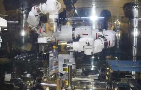 Nemško podjetje v Ljubljani odprlo center za razvoj robotov