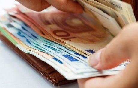 Slovenci največji 'ljubitelji' evra v vsej EU