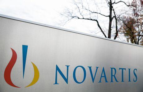 Novartis ukinja preko dva tisoč delovnih mest