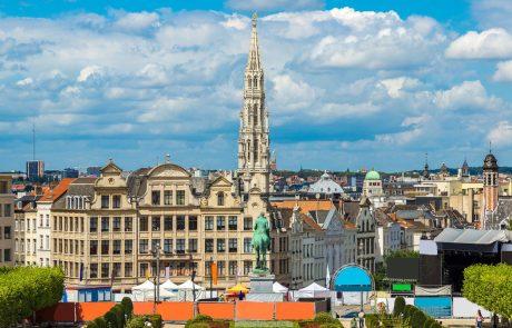 V Belgiji po treh letih končno znižali stopnjo teroristične nevarnosti
