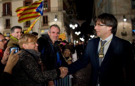 Špansko sodišče izdalo nalog za prijetje Puigdemonta, ki se bo boril proti izročitvi Španiji