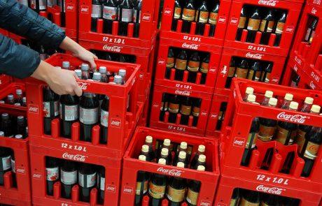 Gospodinjstva v Sloveniji lani za nakupe hrane in brezalkoholnih pijač porabila 2671 evrov