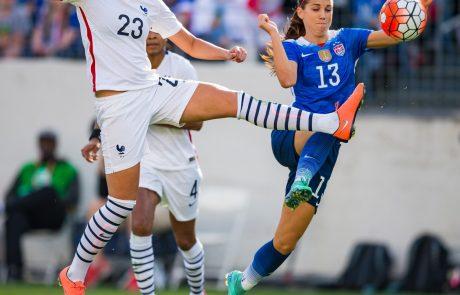 Ameriške nogometašice so si priborile boljše pogoje in vsaj delno enakopravnost z moškimi