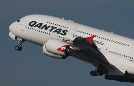 Nov dosežek v letalskem prometu: Qantas pot iz Londona v Sydney preletel v 19 urah in 19 minutah