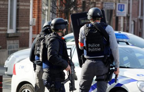 Belgija kruto nad osumljence terorističnih dejanj