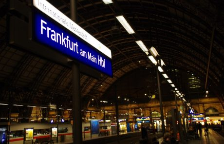Nemške železnice bodo gradile dvotirni predor pod Frankfurtom