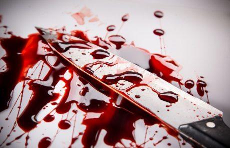 Mariborčanka z nožem zabodla svojega mlajšega partnerja