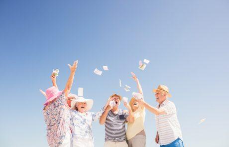 Raziskava: Ali denar res osrečuje?