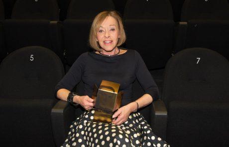 Mileni Zupančič za svoje dosežke nagrajena na Festivalu jugovzhodnega evropskega filma v Parizu
