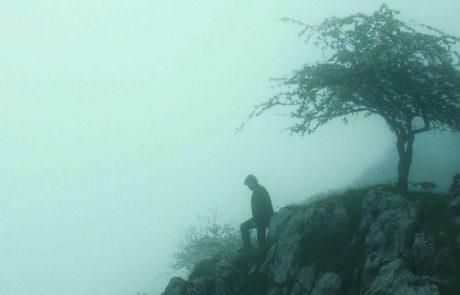 Vreme: Večinoma megleno ali oblačno