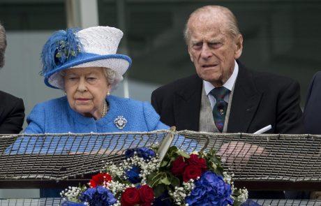 Prosi za odpuščanje: Princ Filip kraljici priznal, da jo je prevaral