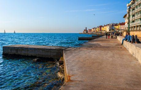 Zaradi človeških posegov se ekološko stanje slovenskih voda slabša