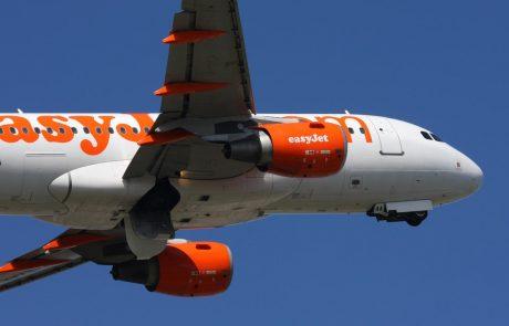 Nizkocenovni letalski prevoznik Easyjet letos ne bo več letel z ljubljanskega letališča